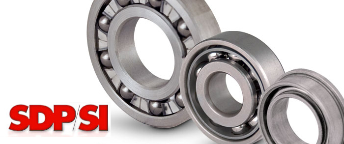 SDP Offers a Wide Selection of Bearings in Many Different Styles to Fit Your Applications