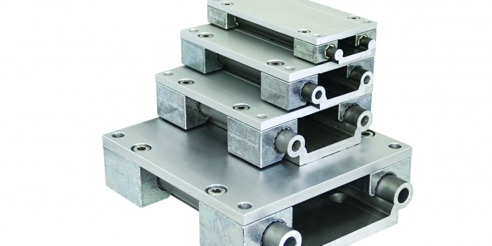 Carry more weight – igus'® DryLin W linear guide