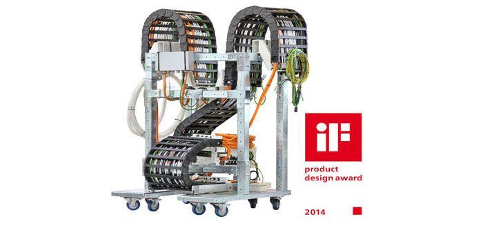 igus® presented with 3 iF Design Awards for their innovative products
