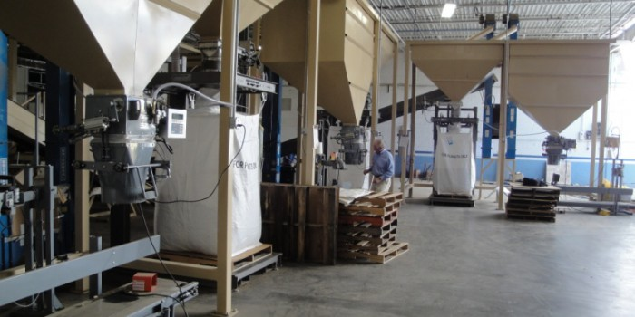 NEW AUTOMATED BULK BAG FILLING SYSTEM STREAMLINES PEANUT PROCESSING