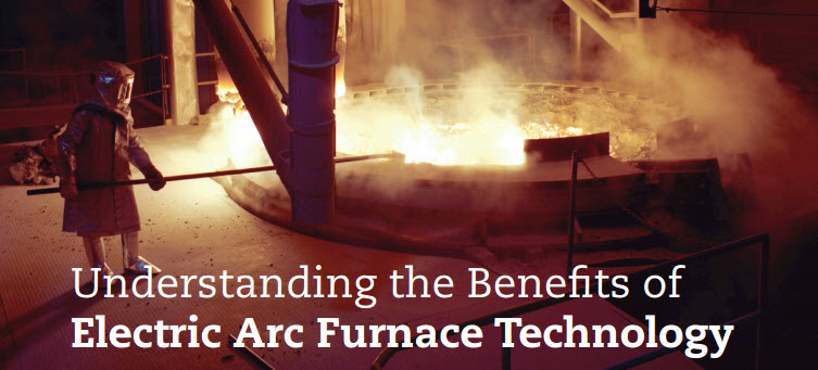 Washington Mills Electric Arc Furnace Technology Article