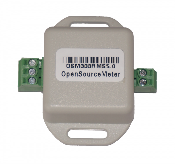 Open Source Universal Meter 333mVrms AC to DC Transducer