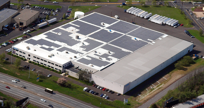 NewAge® Industries Celebrates Five Years as a Solar Powered Manufacturer
