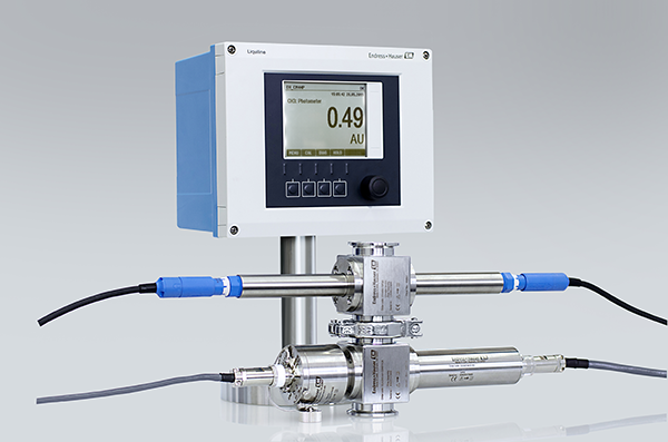 Endress+Hauser Introduces Liquiline CM44P  Analytical Transmitter