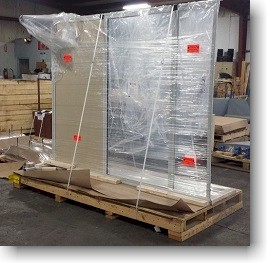 MarShield says farewell to Big Momma the Mobile Lead Lined Shielding Barrier
